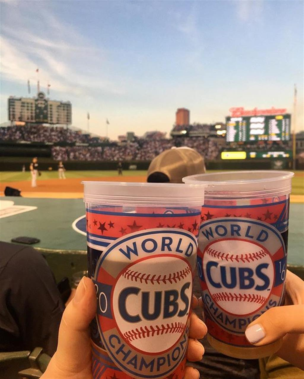 #Chicago #chicagocubs #hometownpride #leadingrelocal