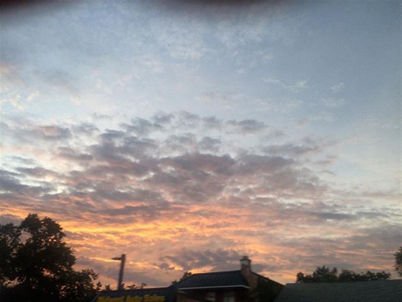 #orlandpark #sunset #chicagoneighborhood #leadingrelocal #bairdwarner