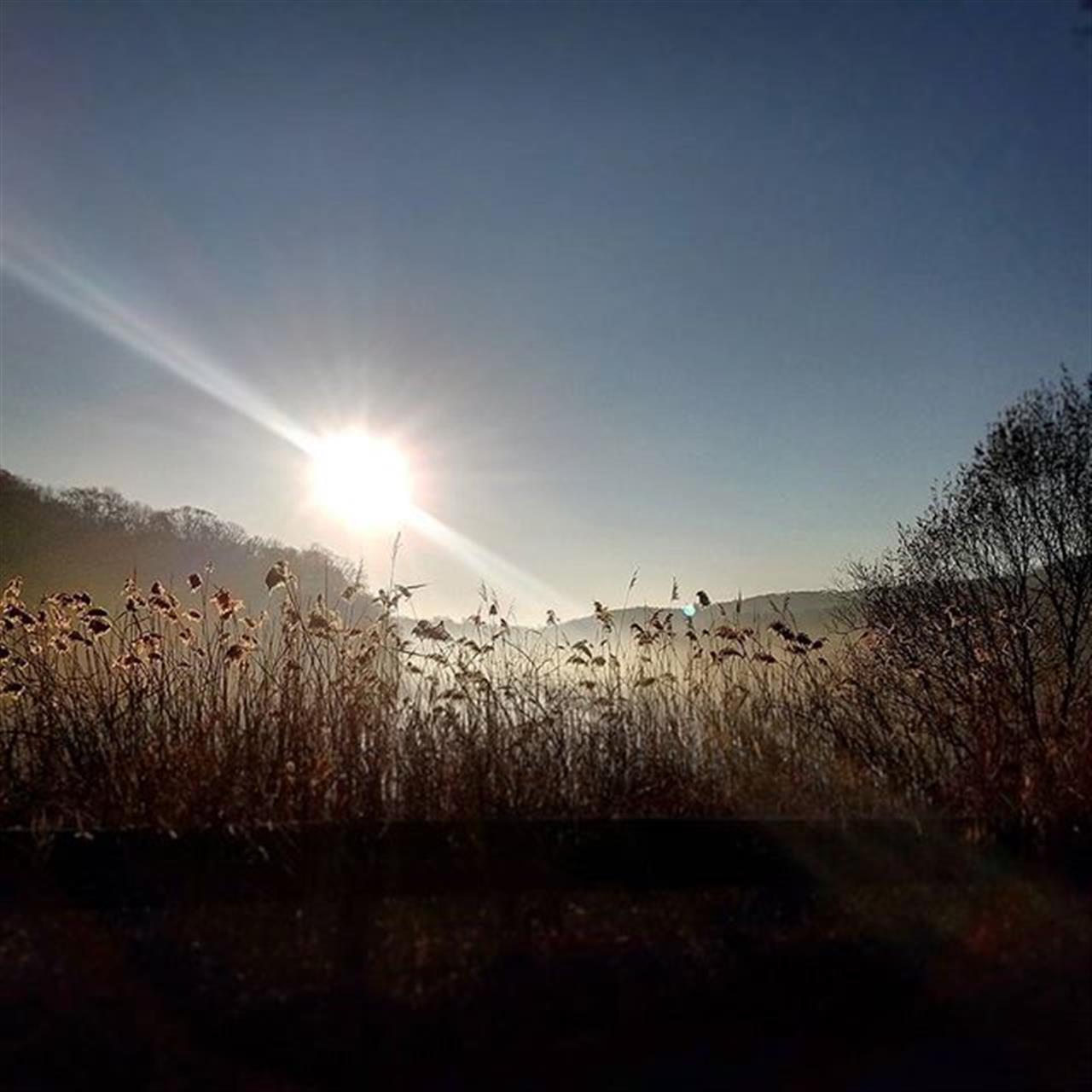 Sunrise over Lake Mamanasco, Ridgefield, CT #lakemamanasco #sellingridgefield #leadingrelocal #ridgefieldct