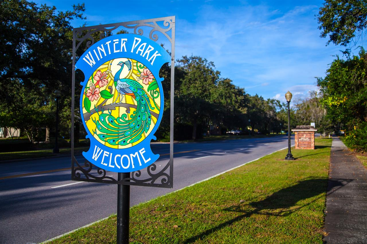 Welcome to Winter Park