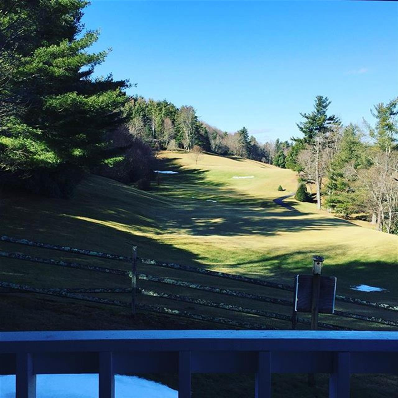 Beautiful day for showing property in #boonenc and #BlowingRockNC #leadingrelocal