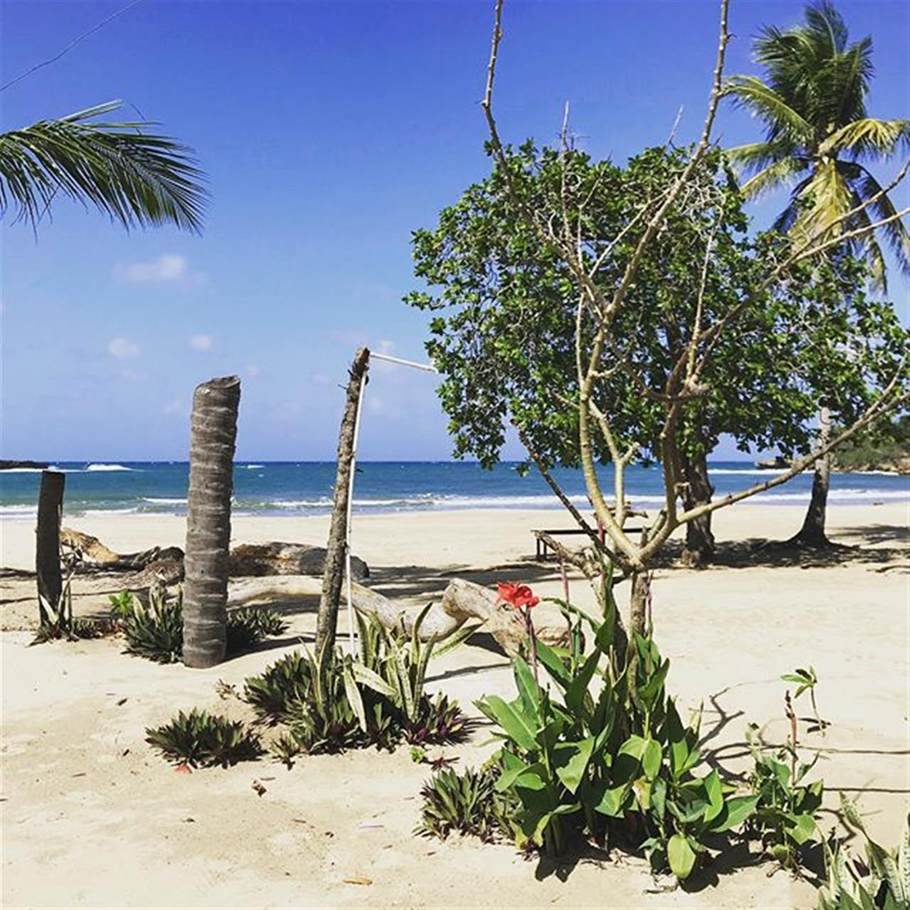 A beautiful sunny day in the Caribbean #Luperon #Beach #rural #entrepreneur #investment #luxuryrealestate #leadingrelocal #dominicanrepublic #lifestyle #nature