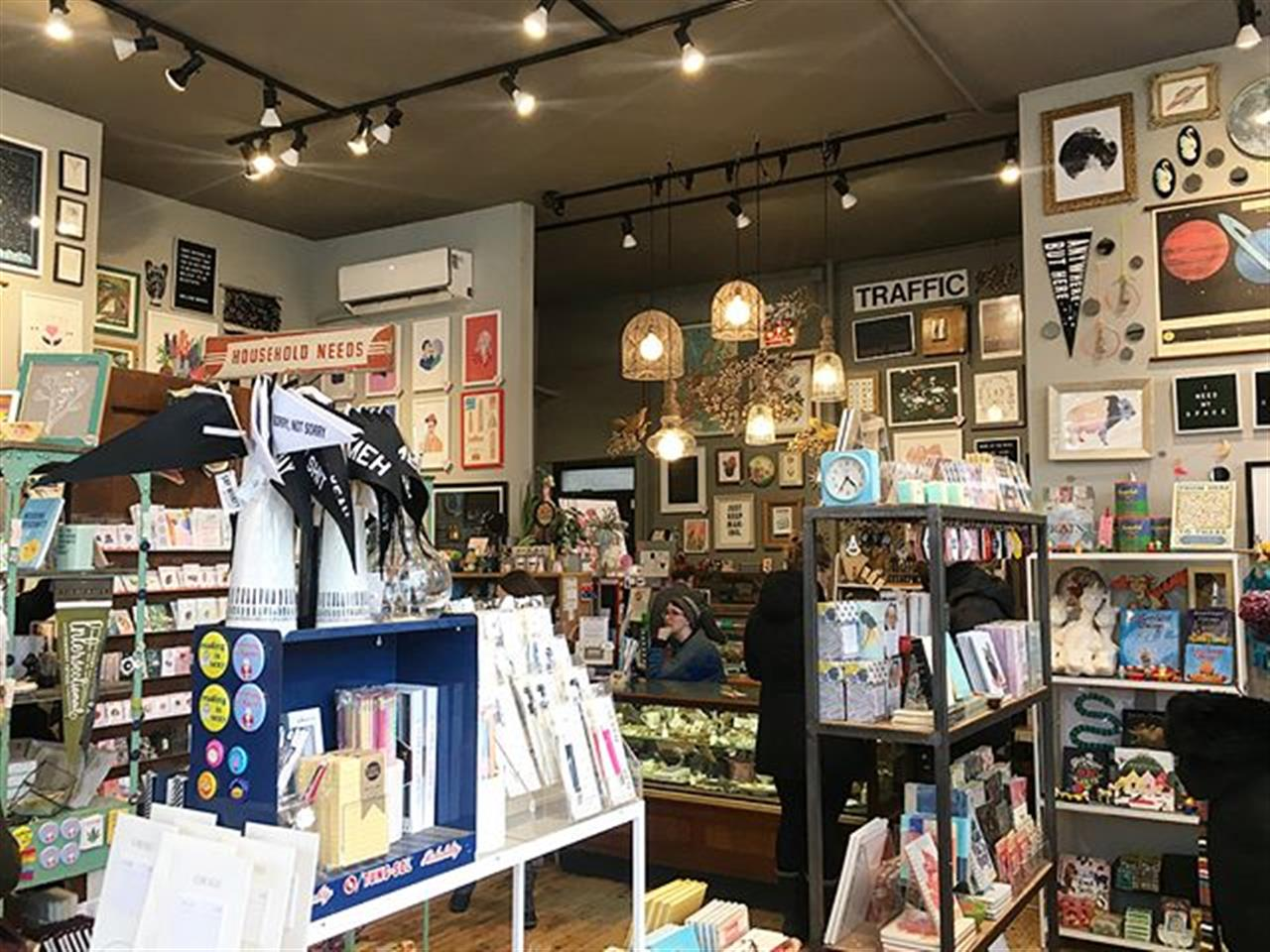 One of our favorite neighborhood spots for finding something uniquely #Chicago.  #Foursided #foursidedchicago #shoplocal #boutique #shopping #lakeview #lakevieweast #gifts #neighborhood #bairdwarner #leadingrelocal #art #vintage #artvintage