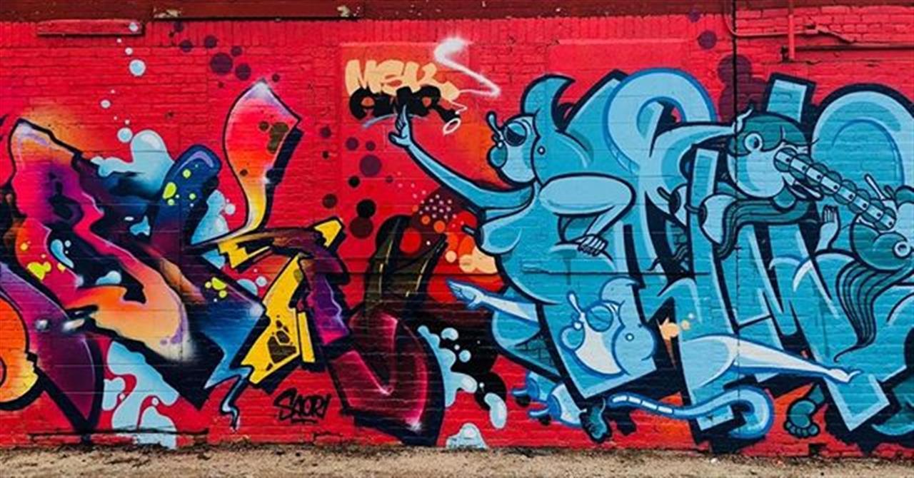 #streetart #gowanus #exploreyourhood #leadingrelocal